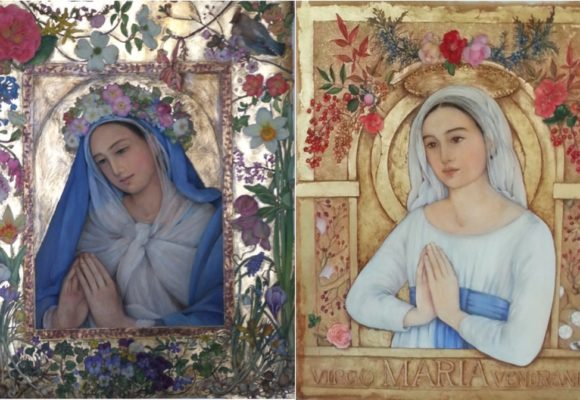 Madonna of the Virginia Plants: Margaret Farr