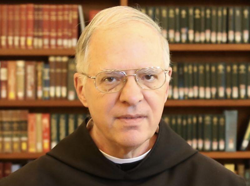 Fr. Samuel Weber, OSB