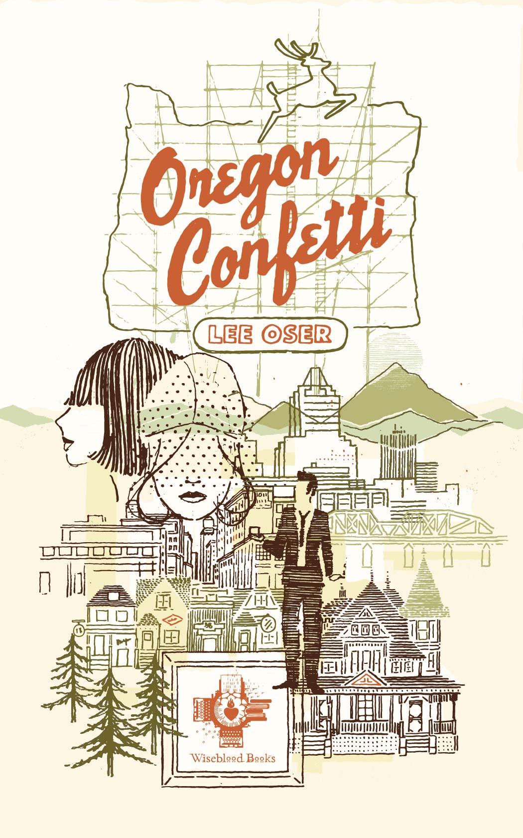 Oregon Confetti