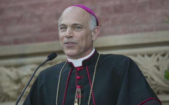 "+Cordileone: ""It's All About Communion and Mission"""